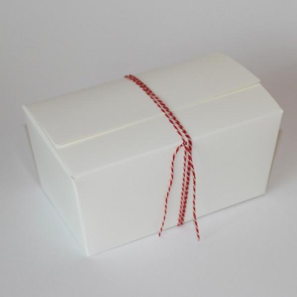 5 Stk Schachtel weiss Gr. XL