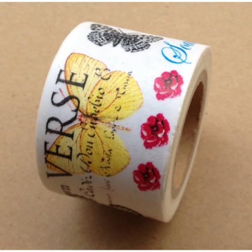 Masking Tape breit Butterfly