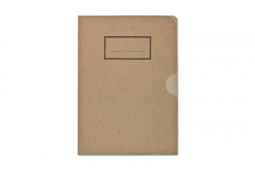 Din A4 Aktenhülle aus Kraftpapier