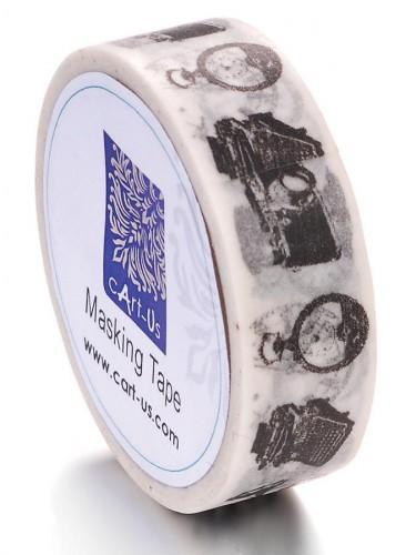 Rolle Masking Tape vintage Clocks