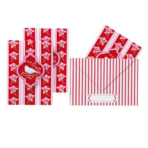 bastelset f r 8 weihnachtskarten achwieschoen. Black Bedroom Furniture Sets. Home Design Ideas