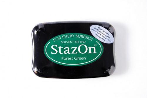 Permanent Stempelkissen StazOn grün