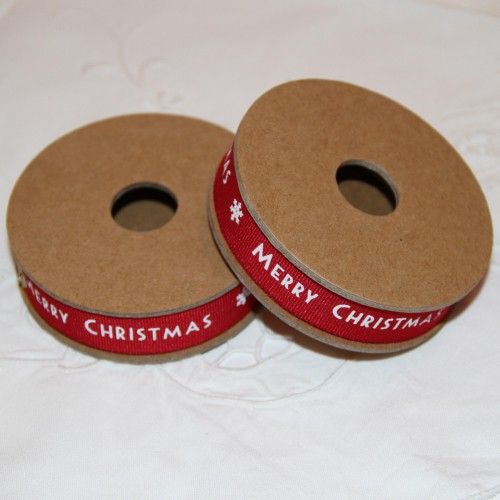 Rolle Band Merry Christmas 3 m