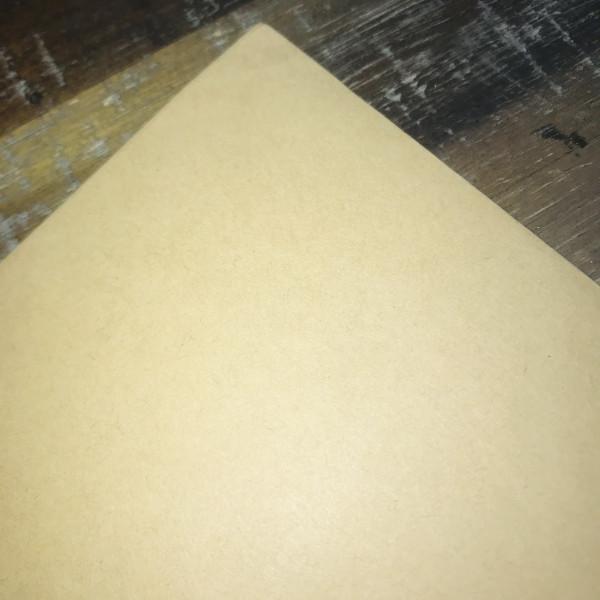 Bogen Kraftpapier A4 selbstklebend Label Sticker