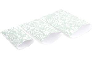 10 Papiertüten Botanic Garden gross