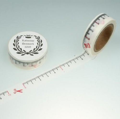 Washi Masking Tape Massband Nähen