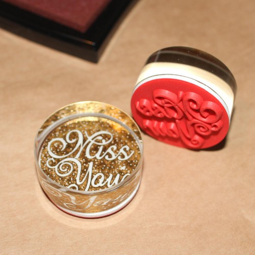 Stempel Miss You