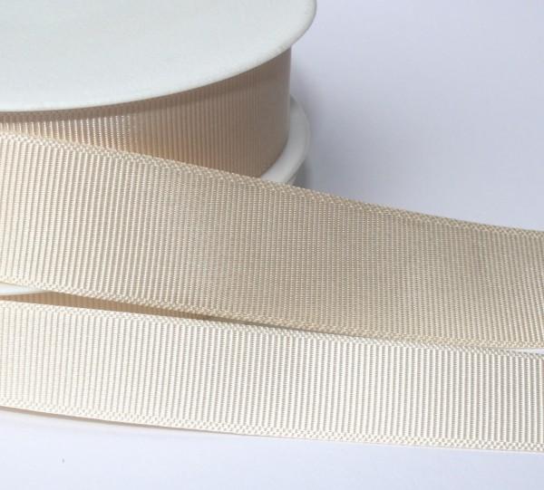 Ripsband CREME 16mm