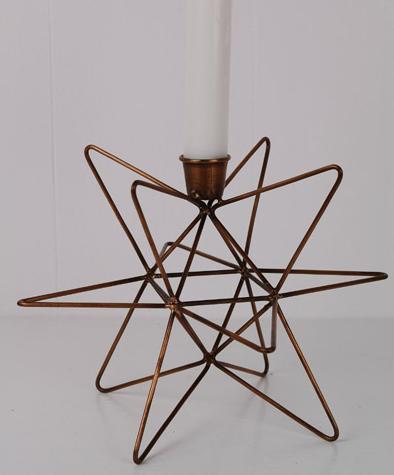 Kerzenhalter Kerzenständer kupfer antik