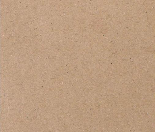 5 Karten 15x15cm Kraft quadratisch flach