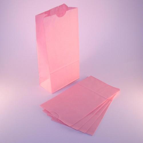 Papierbeutel rosa Geschenkbeutel