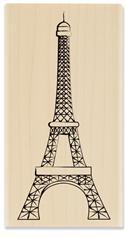 Stempel Paris Eiffelturm