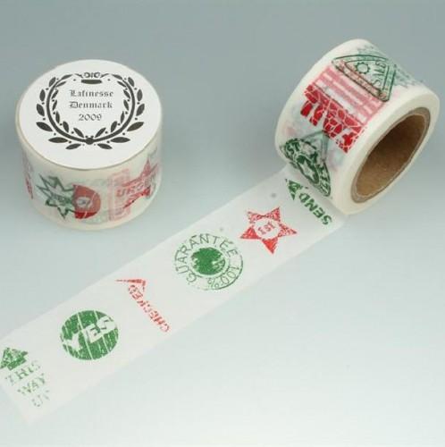 breites Washi Masking Tape Label