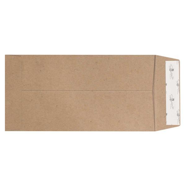 5 Briefumschläge Pocket Kraft Kuverts B6