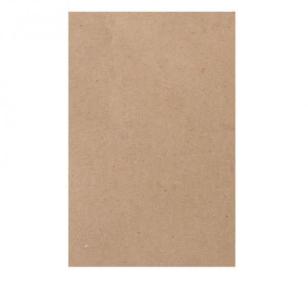 5 Bögen Kraftpapier A4 100g/m2