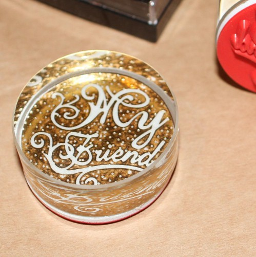 Stempel My Friend