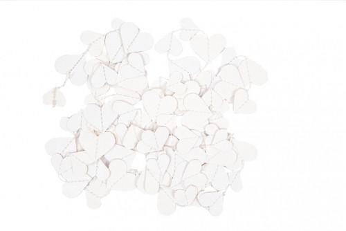 Papiergirlande kleine Herzen 2,7m
