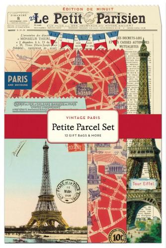 Verpackungs-Set VINTAGE PARIS