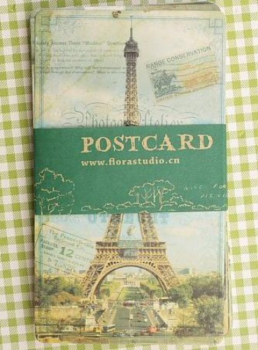 Postkarten Set vintage POSTCARD 20 Stk
